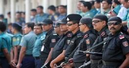 সিটি নির্বাচন: মাঠে থাকবে ৪০ হাজার আইনশৃঙ্খলা রক্ষাকারী বাহিনী