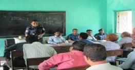 বোদায় নির্বাচনী কর্মকর্তাদের কর্মশালা অনুষ্ঠিত