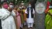 পঞ্চগড়ে 'মুজিব চিরঞ্জীব' ম্যুরাল উন্মোচন