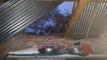 কিশোরগঞ্জে ঘূর্ণিঝড়ে বসতঘর ও ফসলের ব্যাপক ক্ষতি
