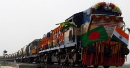 শতাধিক পণ্যবাহী ট্রেন চলাচলের মাধ্যমে রেকর্ড করেছে বাংলাদেশ-ভারত