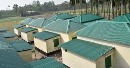জমিসহ ঘর পাচ্ছেনফুলবাড়ীর১৬৫ ভূমিহীন পরিবার