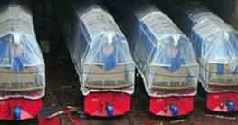 বন্ধুত্বের নিদর্শন হিসেবে ১০টি রেল ইঞ্জিনউপহার দিচ্ছেভারত