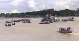 ঢাকা-বরিশাল নৌপথে টেকসই নৌপথ তৈরির পরিকল্পনাকরেছে সরকার
