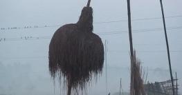 আবারো তাপমাত্রা কমতে শুরু করেছে উত্তরের জেলা পঞ্চগড়ে