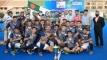 শহীদ স্মৃতি হকি প্রতিযোগিতায় চ্যাম্পিয়ন নৌবাহিনী