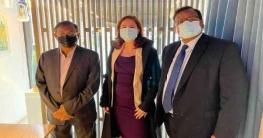 ইউরোপীয় পার্লামেন্টে বাংলাদেশ ফ্রেন্ডশিপ গ্রুপ গঠনে আলোচনা
