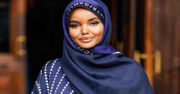 মুসলিম মডেলদের জন্য ক্যারিয়ার উৎসর্গ করেছেন হালিমা আদেন